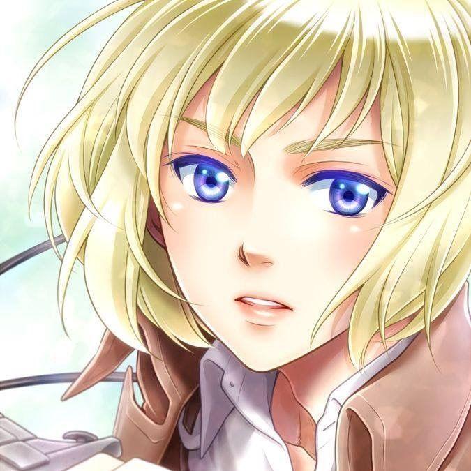 Armin Arlet Attack on Titan