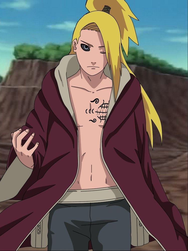 Image result for deidara