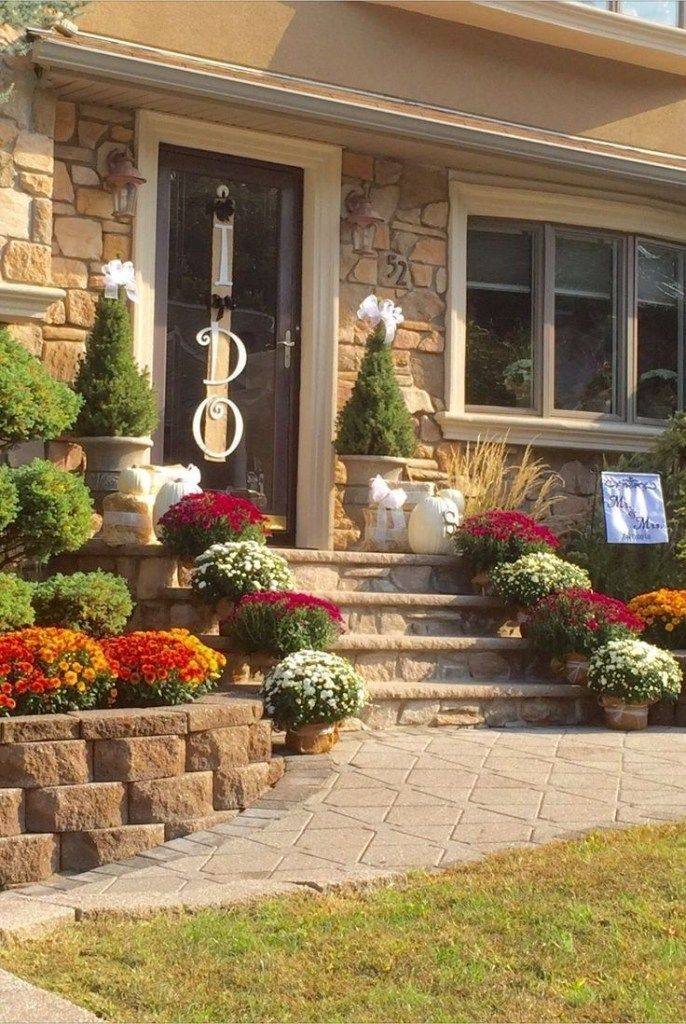 42 Simple And Low Maintenance Front Yard Landscaping Ideas ...