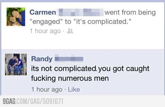 It's not complicated.BURNNNNNNNNN