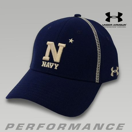 d33ad3a13c9 Under Armour Navy Under Armour Football Huddle II Hat ...