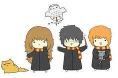 Image Harry Potter Cartoon With Wand Harry Potter Cartoon Harry Potter Drawings Harry Potter Fan Art