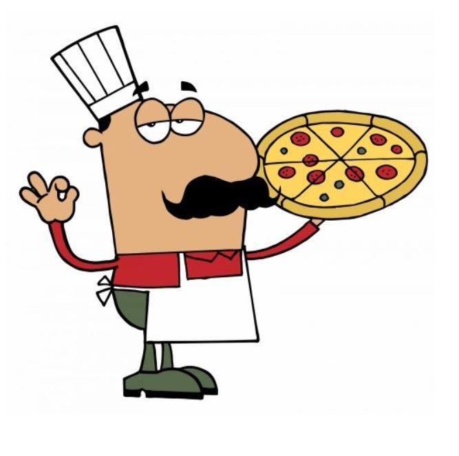 pizza fest june 12 15 from 6 p m in arzignano piazza campo marzio rh pinterest com clipart pizza party christmas pizza party clipart