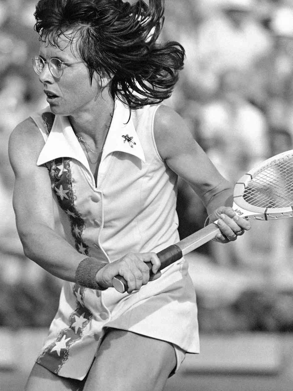 Billie Jean King 12 Grand Slam singles titles