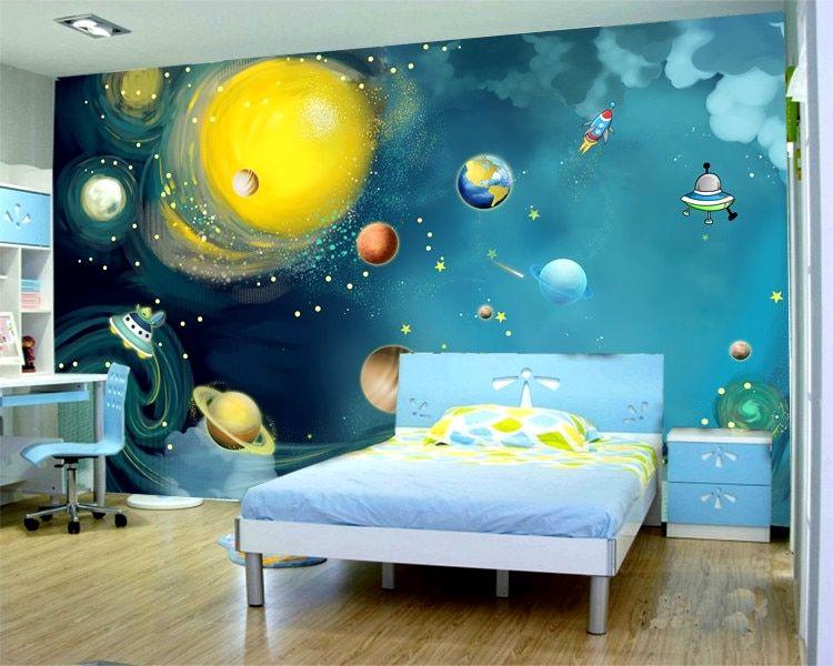 30 Beautiful Kids Bedroom Wallpaper Cuisine
