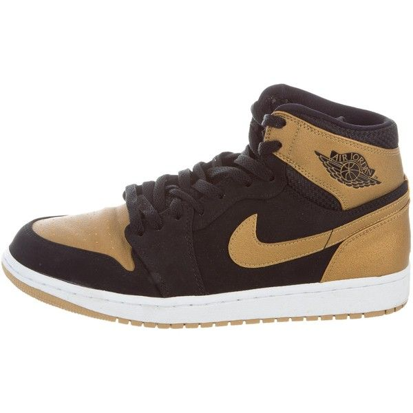 low priced 38184 0a933 Pre-owned Nike Air Jordan 1 Retro Mello Sneakers ( 295) ❤ liked on · Nike  Men s ShoesSneakers NikeShoes MenMens High TopsBlack ...