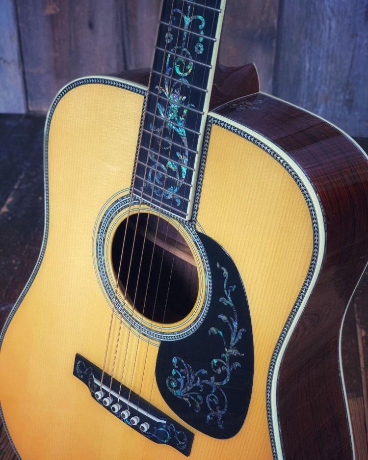 Martin D 28 Custom Conversion 1966 2010 Custom Acoustic Guitars Guitar Design Acoustic Guitar