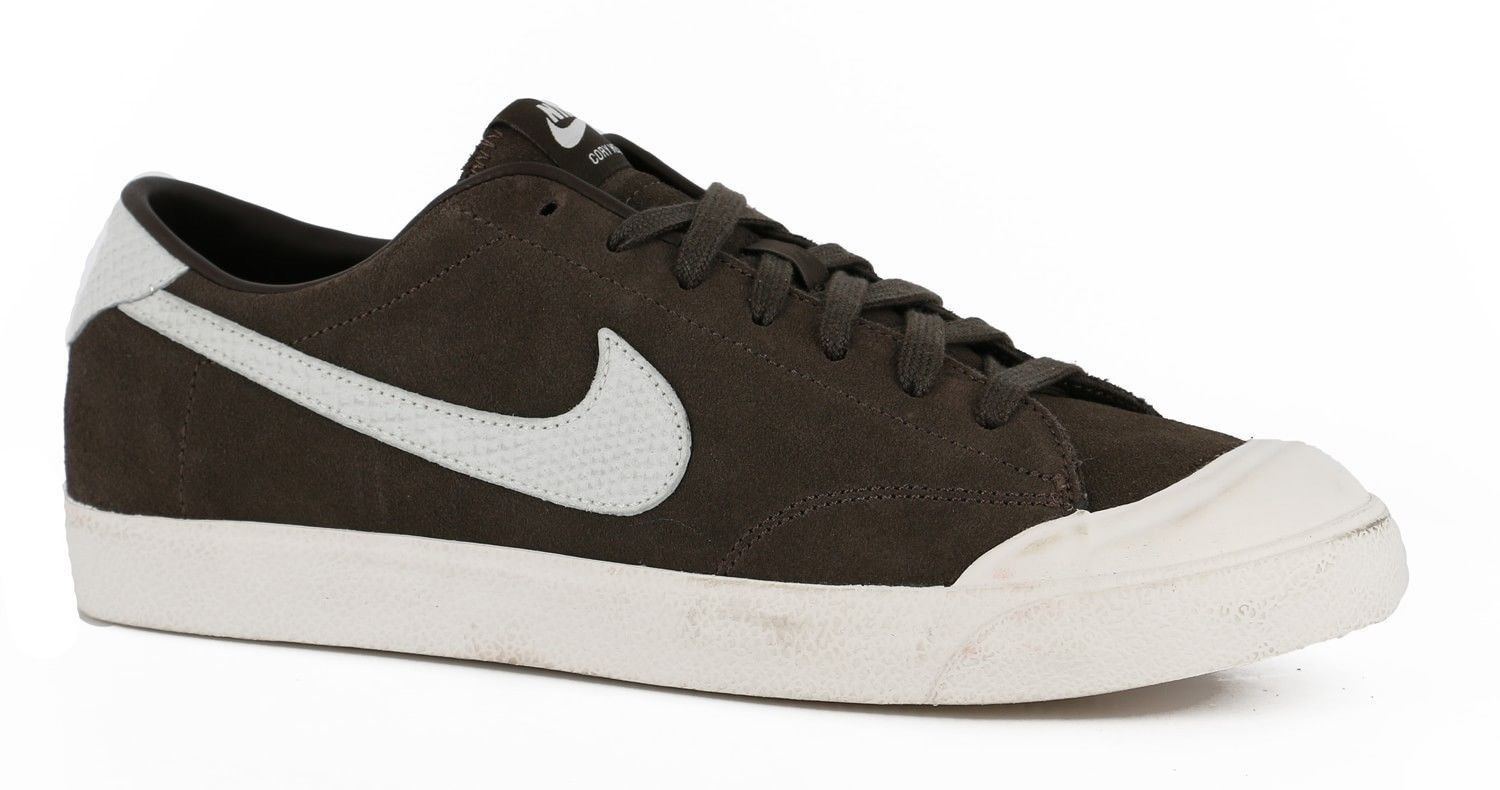 NIKE ZOOM ALL COURT CK BAROQUE BROWN Mens size uk 7 Model ...