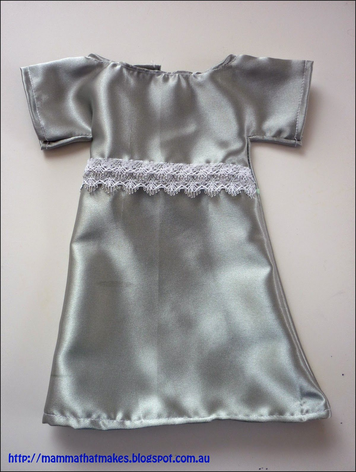 Burial Gown Free Sewing Pattern For Preemies Harper Gown