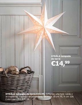 Centsational Girl Weekend Reading Paper Lantern Stars At Ikea Scandinavian Christmas Decorations Christmas Star Decorations Christmas Inspiration