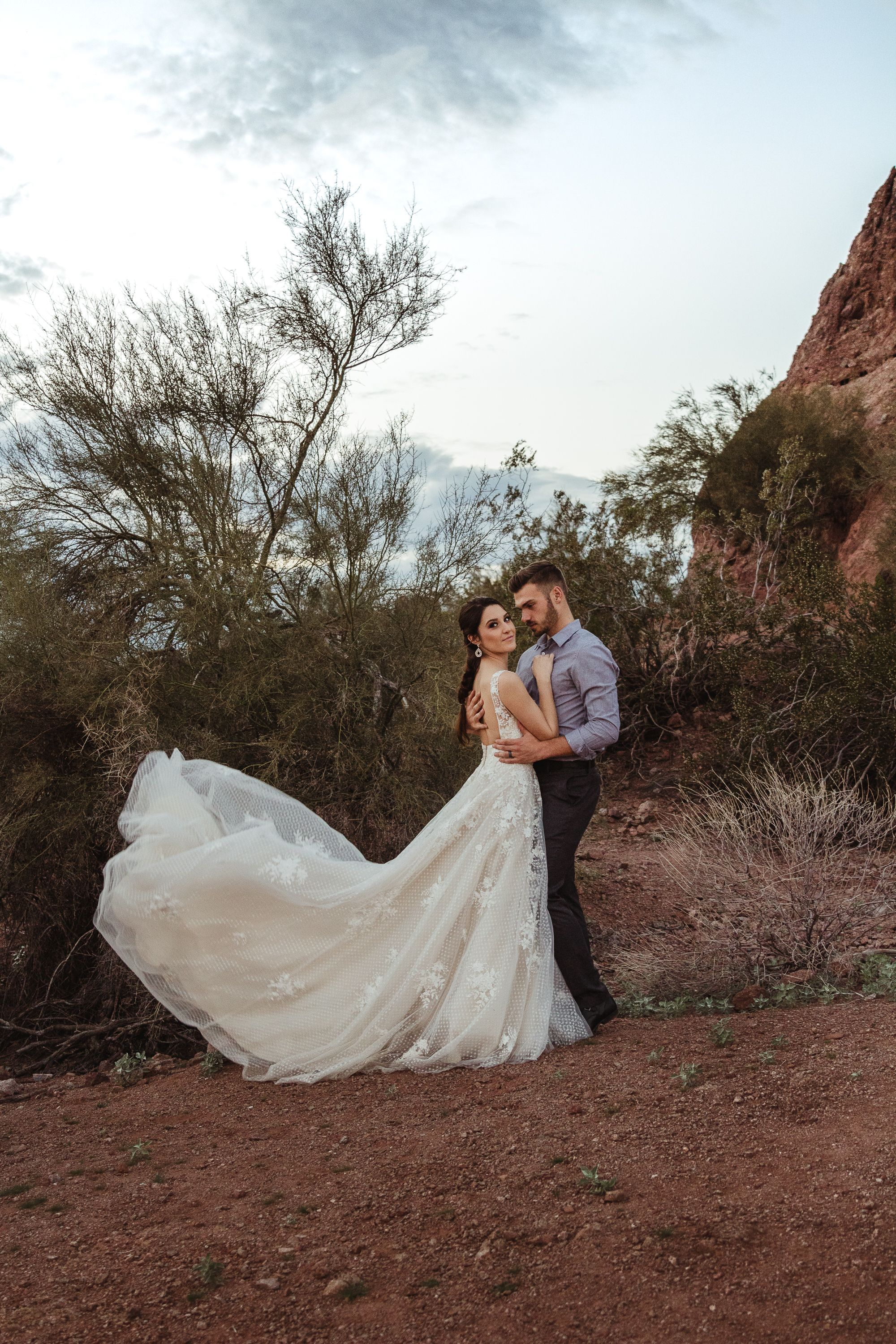 Top 3 Photoshoot Locations Near Phoenix Arizona