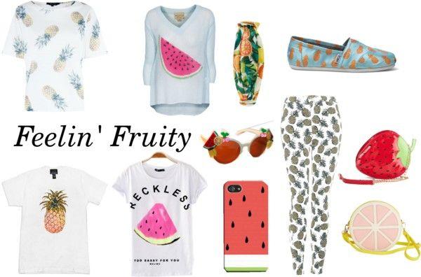http://tmblr.co/ZCje6o1FfwISg  Feelin' Fruity