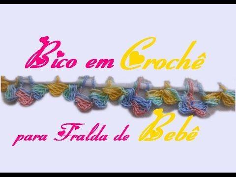 Bico Para Fralda De Bebe Carreira Unica Youtube Com Imagens