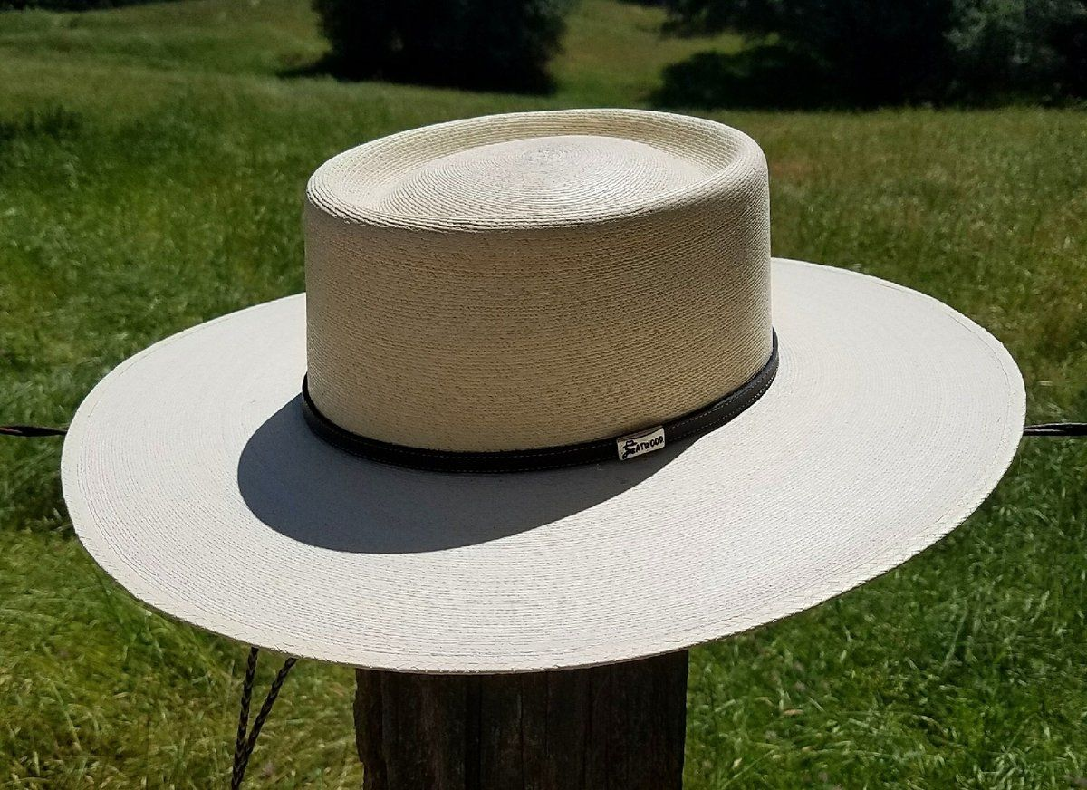 dd485e9c Palm Leaf Vaquero Hat | WESTERN HATS, BANDS & STAMPEDE STRINGS in ...