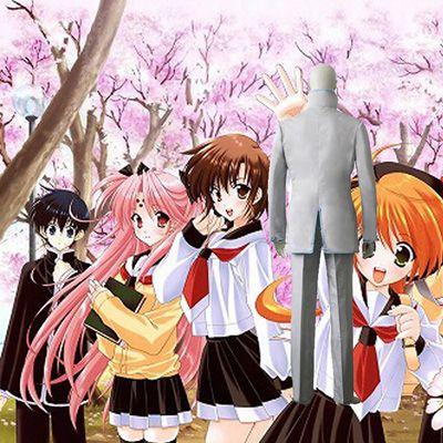 Girls Bravo Kazuharu Fukuyama Cosplay Outfits Anime Cosplay