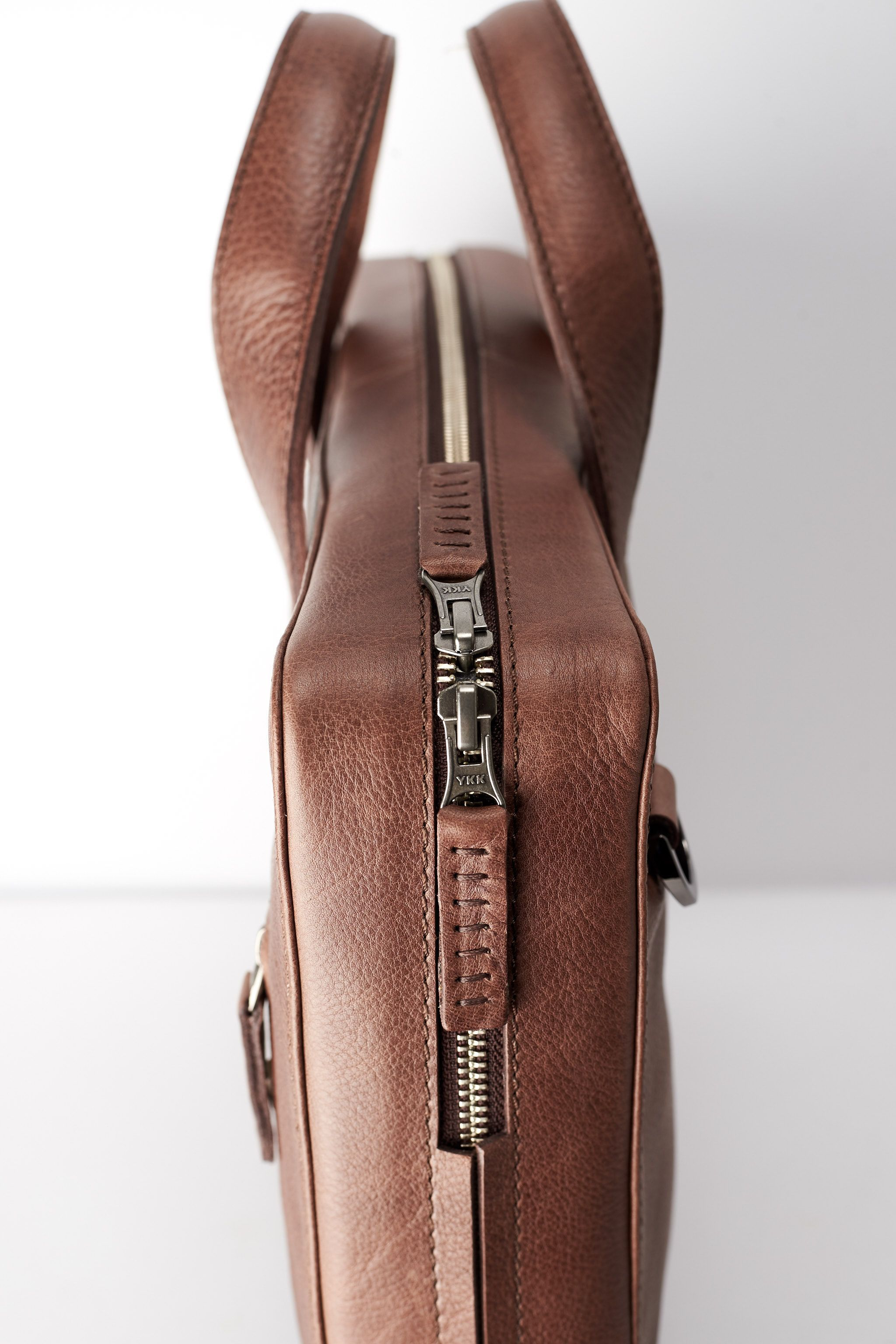 b33f3732daeb Roko Briefcase · Brown in 2019 | Leather Goods for the Modern Men ...
