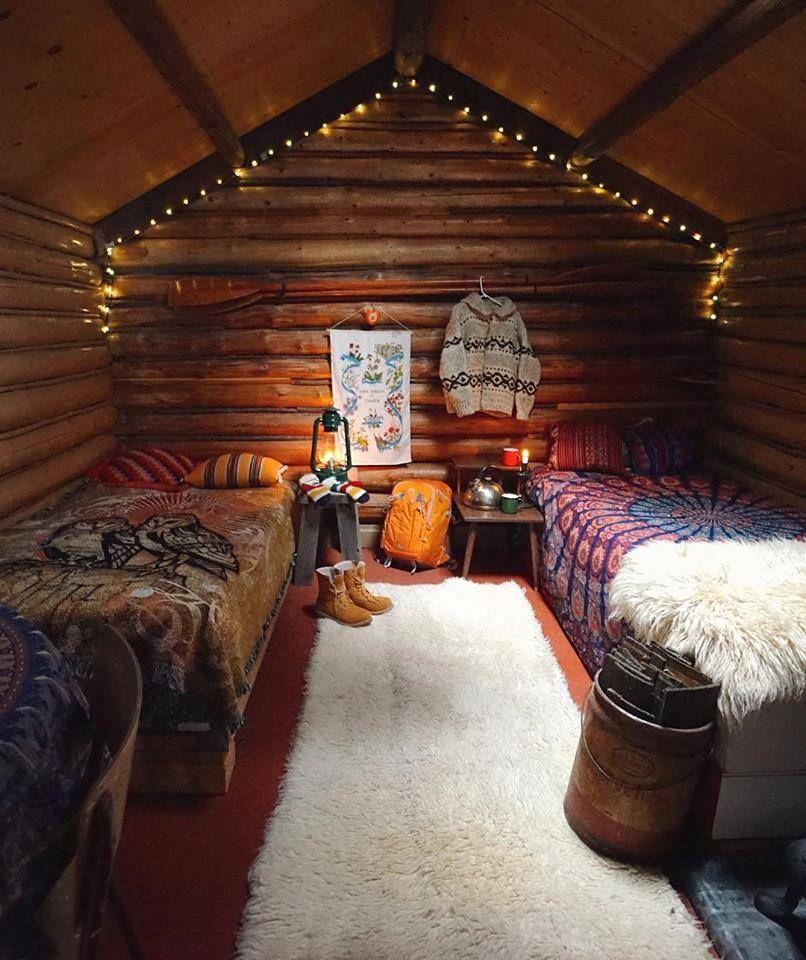 Loft Style Living Room Decor