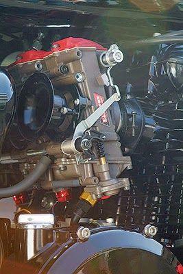 Racing Cafè: Kawasaki Z1 No.021 by Bull Dock