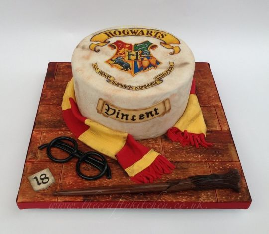 Harry Potter Birthday Cake Cakes of all kinds for every reason