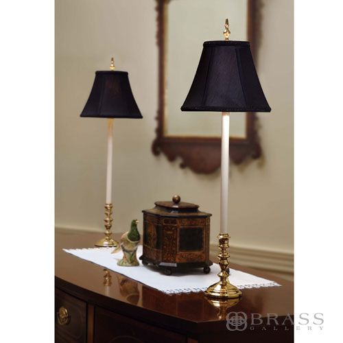 Buffet Lamps For Dressing Table Not These Particular Lamps But Good Idea Buffet Lamps Dressing Table Lamps Traditional Table Lamps