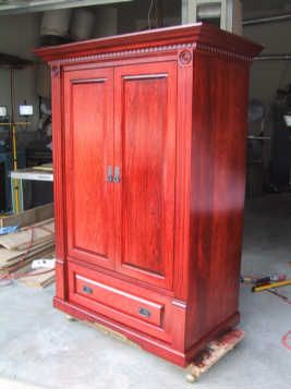 ML Campbell Stain U0026 Finish