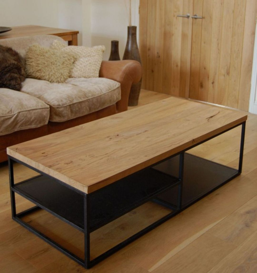 10 Gorgeous Coffee Table Styles To Complete Your Beautiful Home Coffee Table Cool Coffee Tables Coffee Table Furniture [ 1148 x 1080 Pixel ]