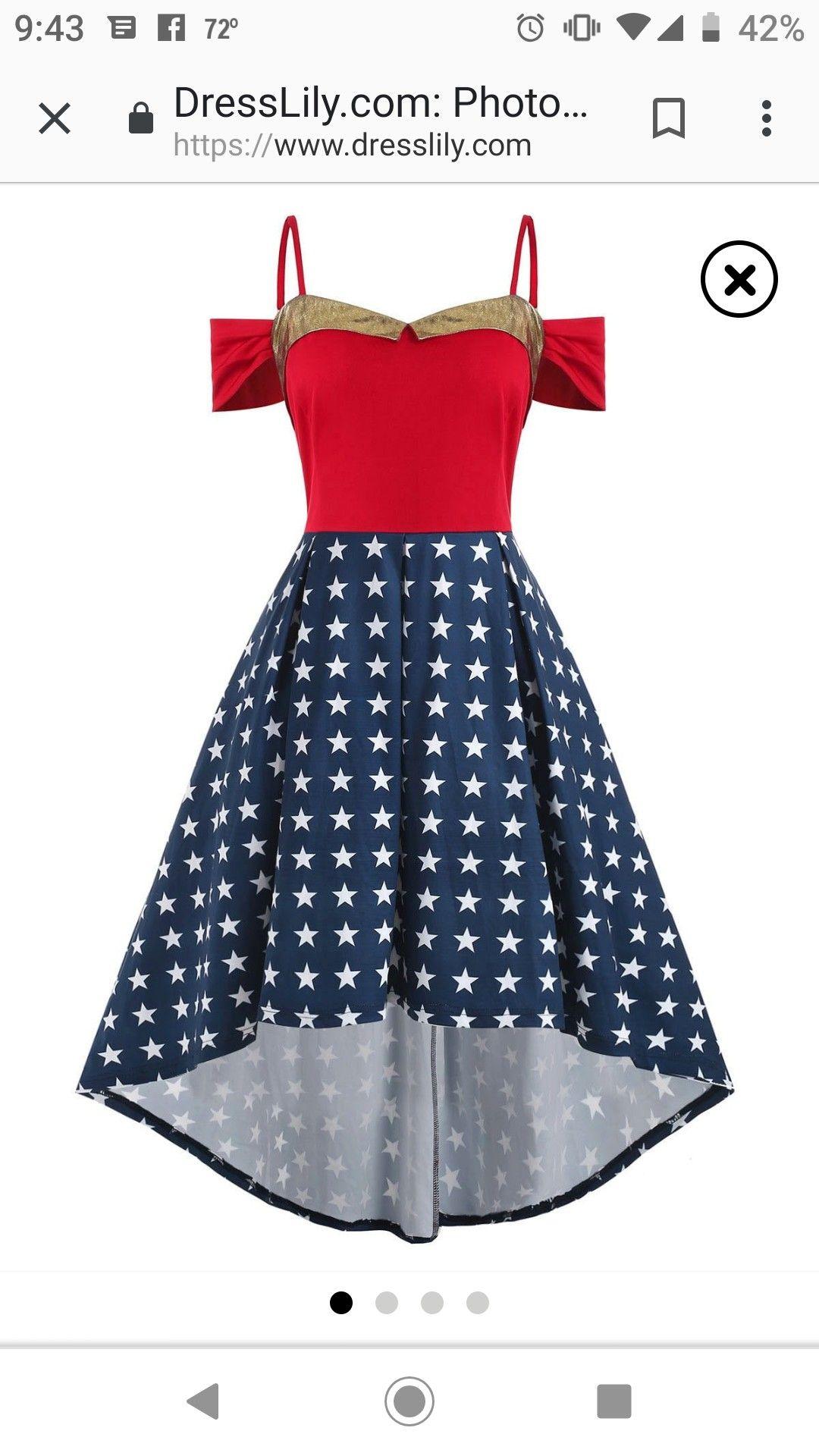 Retro Wonder Woman Dress Plus Sizes Wonder Woman Dress Womens Dresses Plus Size Dresses