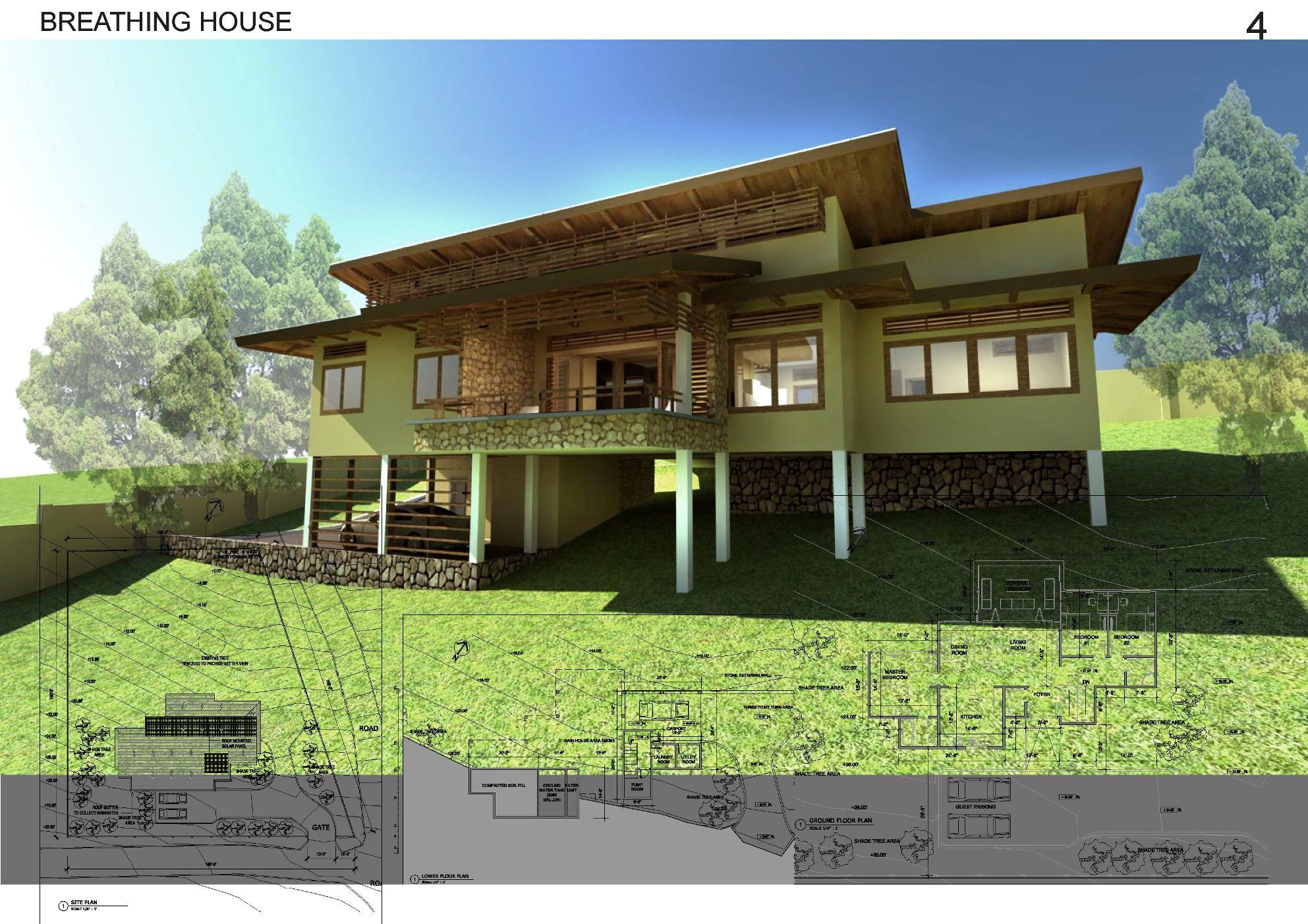 Architecture Home Design Project Designed By Foremostudio
