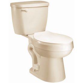 Marvelous Aquasource Eldridge Biscuit 1 28 Gpf 4 85 Lpf 12 In Rough Inzonedesignstudio Interior Chair Design Inzonedesignstudiocom