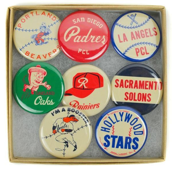 Pin By Daniel Fretwell On Accessories San Francisco Baseball American Baseball League Pacific Coast