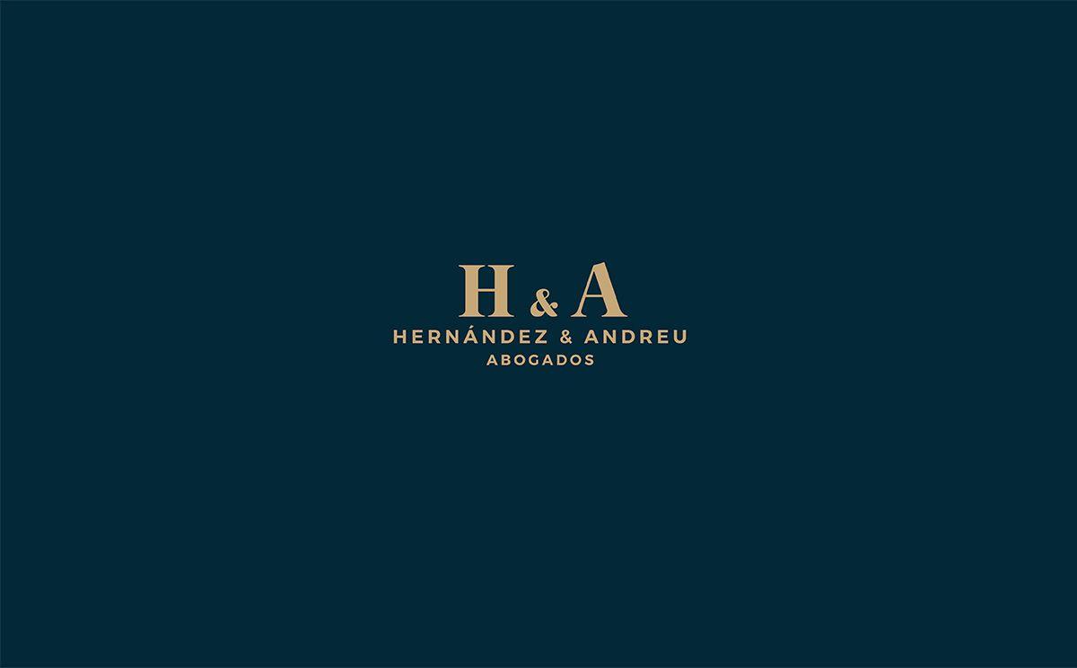 Branding para Hernandez y Andreu. Proyecto de branding realizado por nuestro estudio de diseño en 2016. Conoce este y otros proyectos de branding aquí.