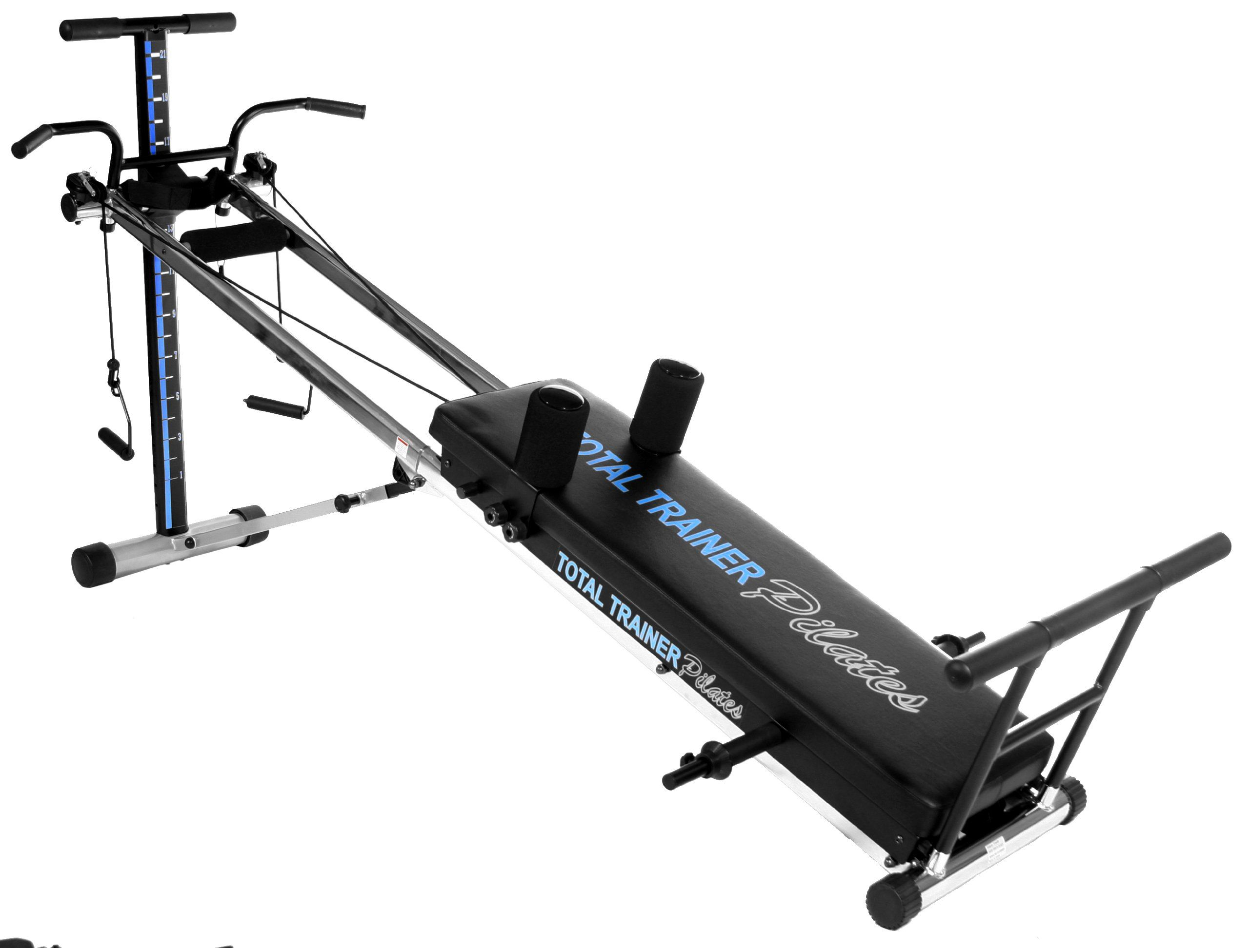 Bayou Fitness Total Trainer Pilates Pro Reformer Home Gym