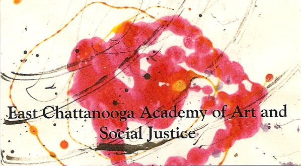East Chattanooga Academy of Art and Social Justice - a Fractured Atlas sponsored project