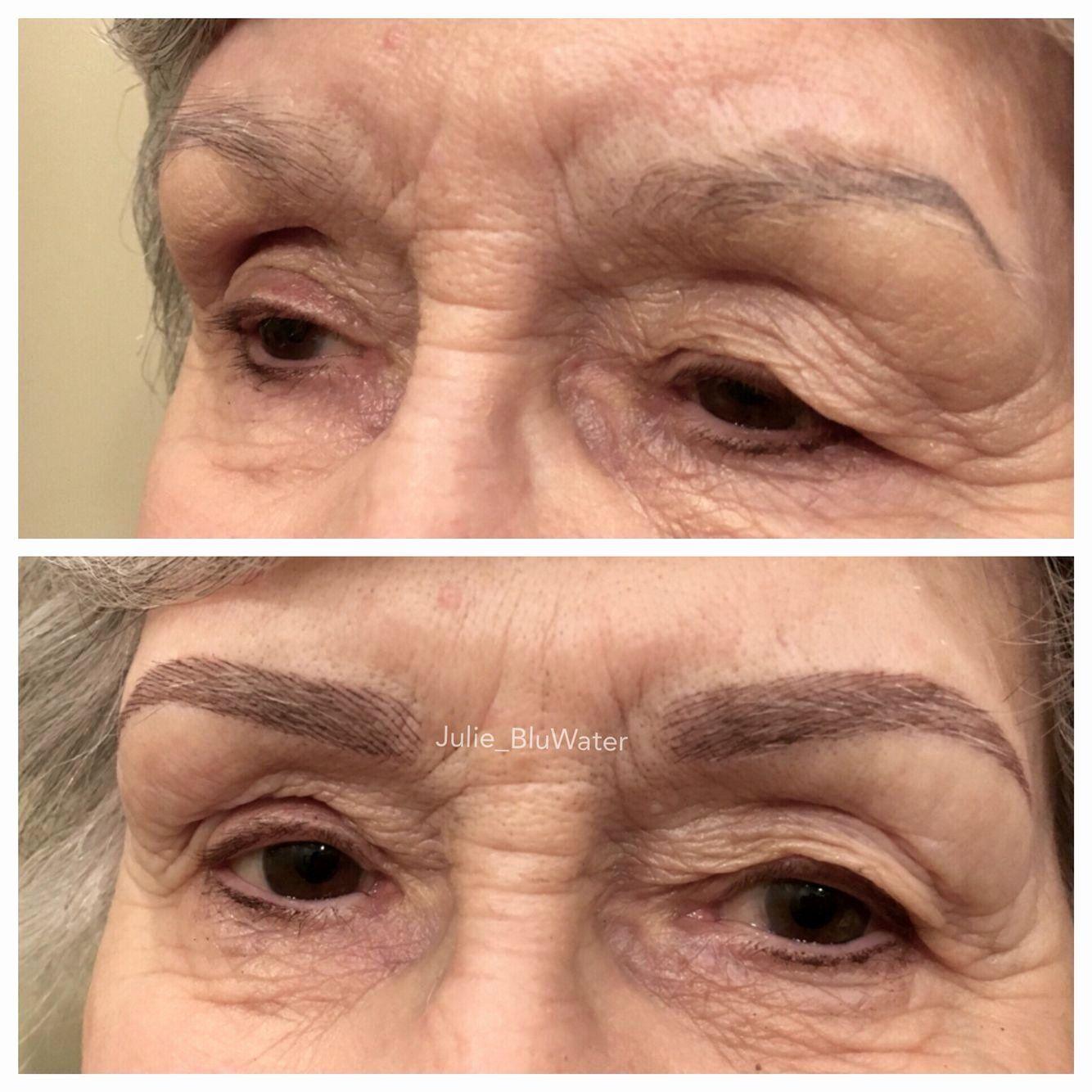 Pin de Dahil Aponte en Cejas en 2020 Maquillar cejas