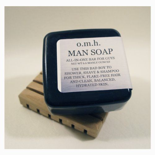 Manly Soaps and Stuff for Men | Lisa Klein Weber: Good Mom - Bad Housekeeper