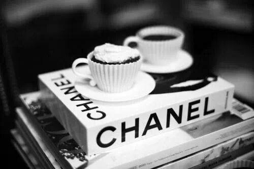 Chanel et coffee