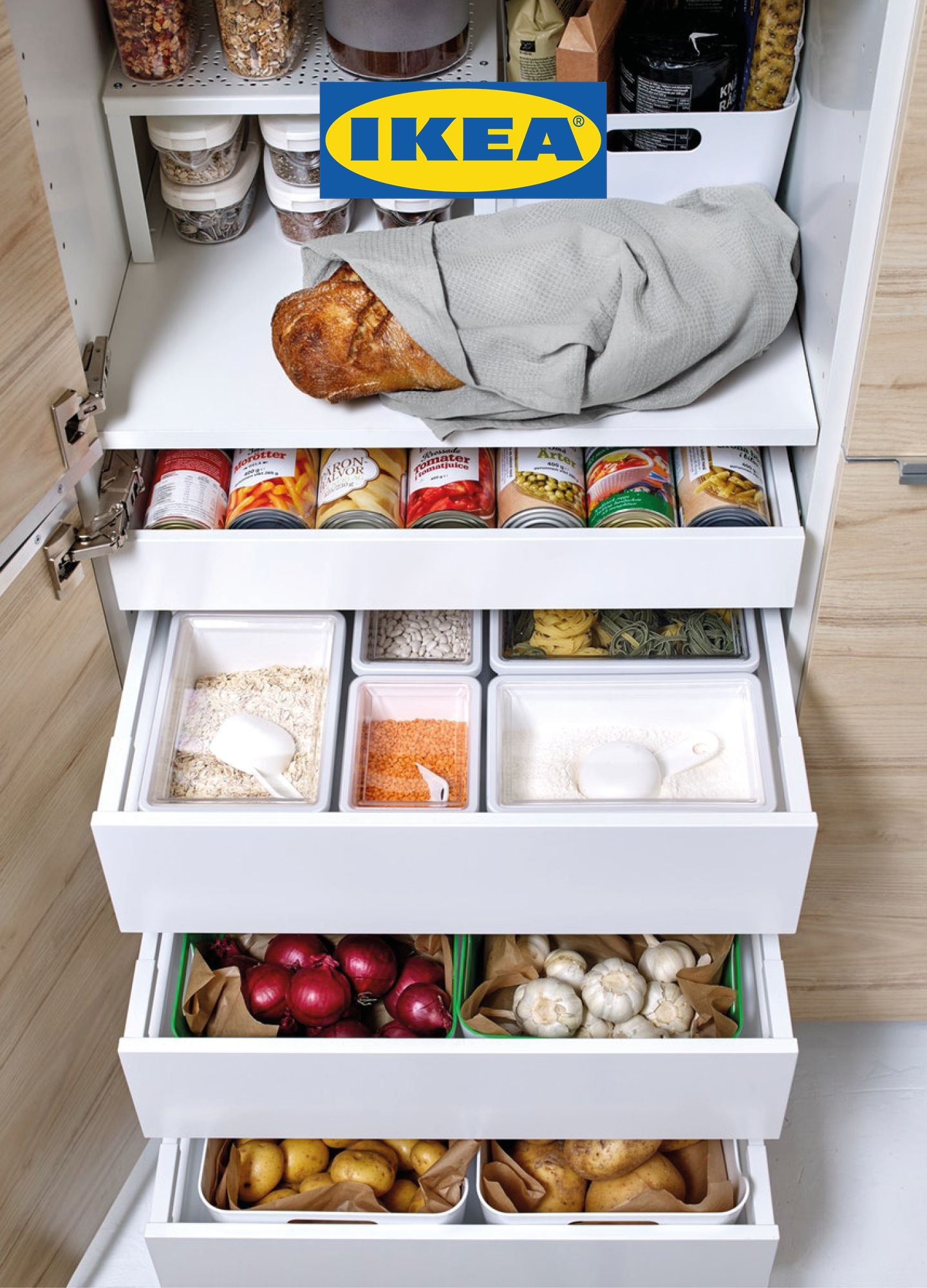 Pantry Storage Ideas Australia