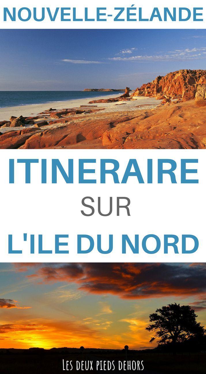 itin u00e9raire en nouvelle-z u00e9lande sur l u0026 39  u00eele du nord
