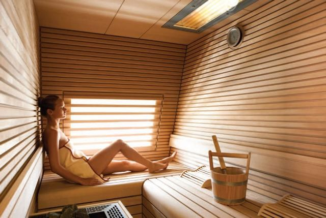 scandinavian beauty sauna at one point i considered if the brand could connect with