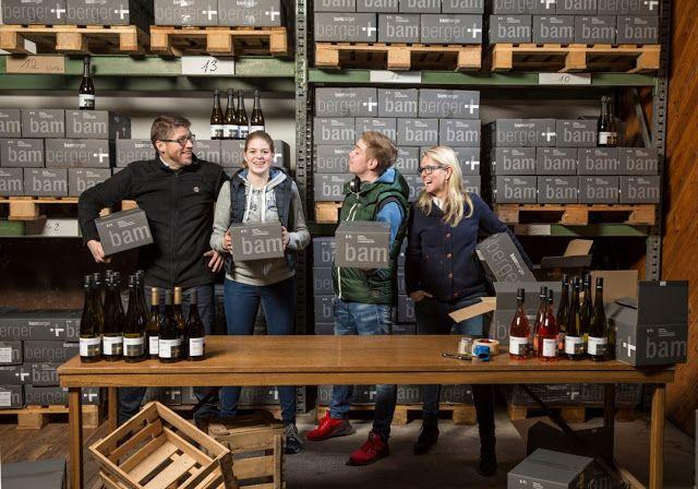 Winzerfamilie Bamberger vom Wein- und Sektgut Bamberger an der Nahe #Nahe #Nahewein #Riesling #Sekt #Bamberger #Meddersheim #Wein #Winzer #Weingut