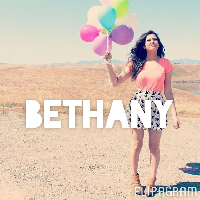 *Click the pic to watch* Bethany is such a brave girl and i love her so much for that..!! When shes happy im happy..! Im glad shes in a great place in her life right now..! She has taught me so much and I'm glad to call her my idol..! Made by ~LizetMendes