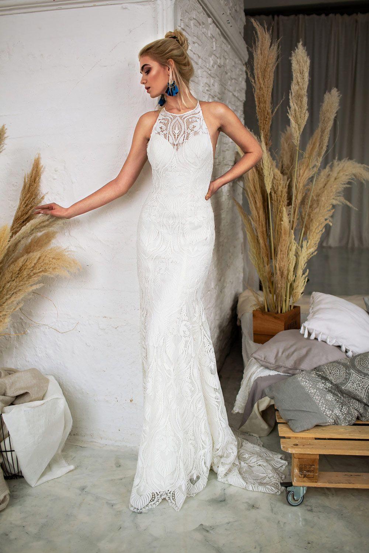 Lace Wedding Dresses   Beach Wedding Dresses   Bridal Shop London ...