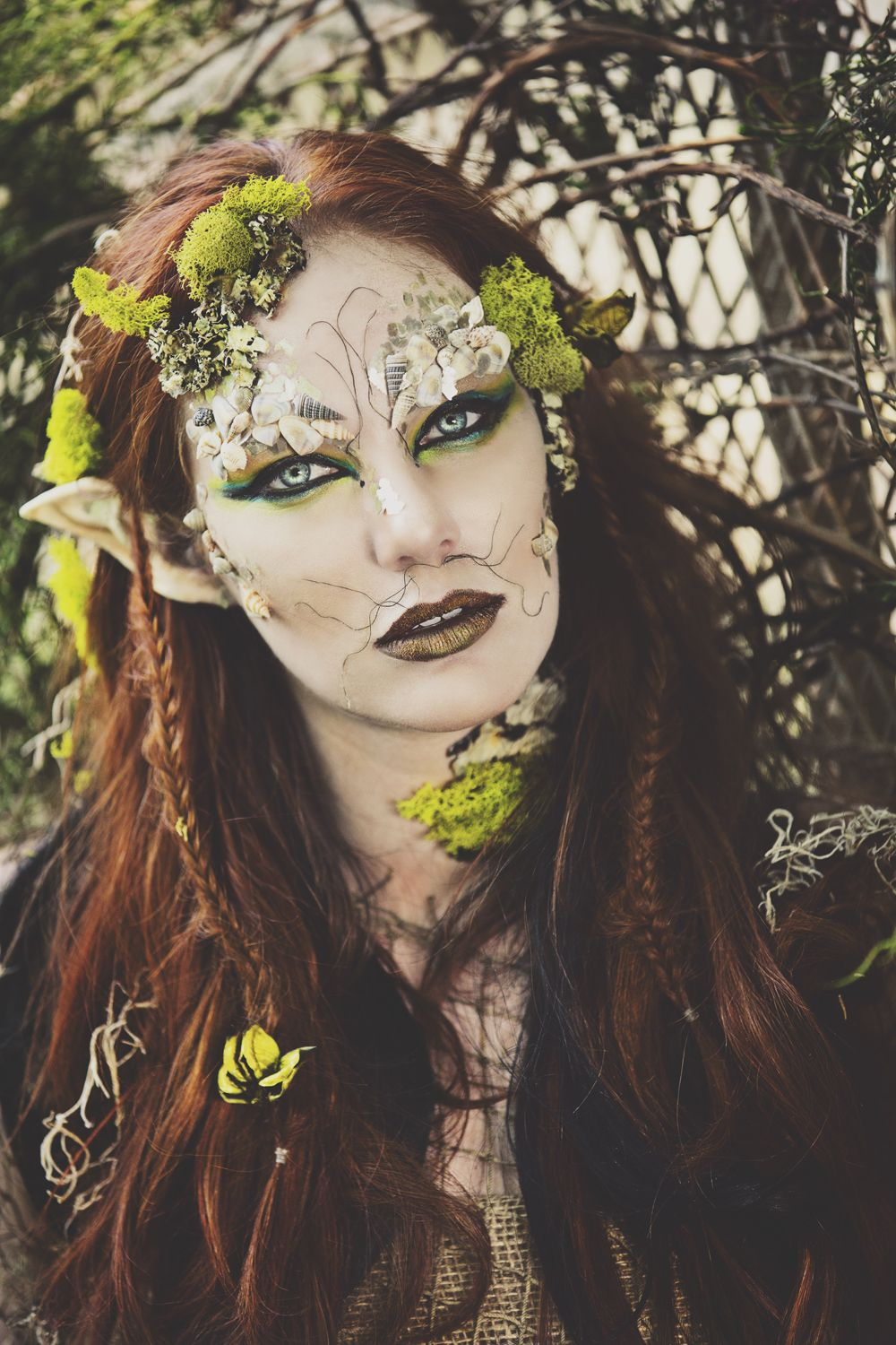 Swamp Siren/Woodland Nymph Halloween Special Effects