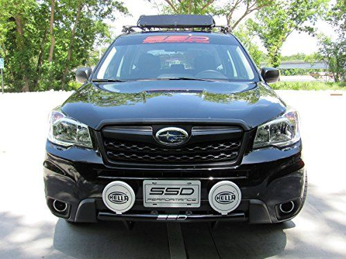 2017 Subaru Forester 2 5 Rally Light Bar Bull 4 Tabs Powder Coated Steel By Ssd Performance In The Uae See Prices Reviews And
