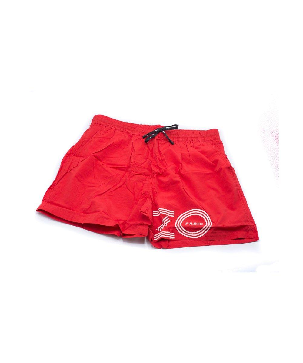 a5929c5de3 KENZO Kenzo Men Red Bathing Suit Swim Shorts'. #kenzo #cloth #swimwear