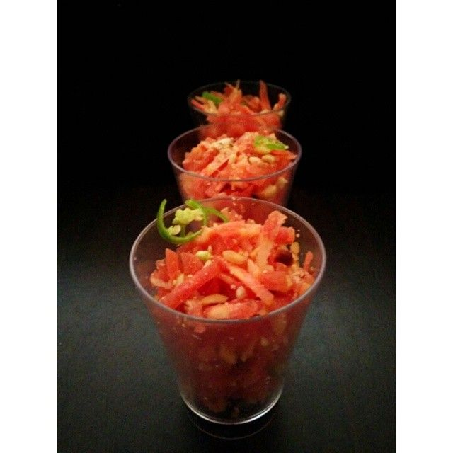 """""""Health food doesnt have to be boring.Fun #carrot salad with peanuts a snack that wont numb your tongue with blandness #dark  #foodphotography #weightwatchers #diet """""""