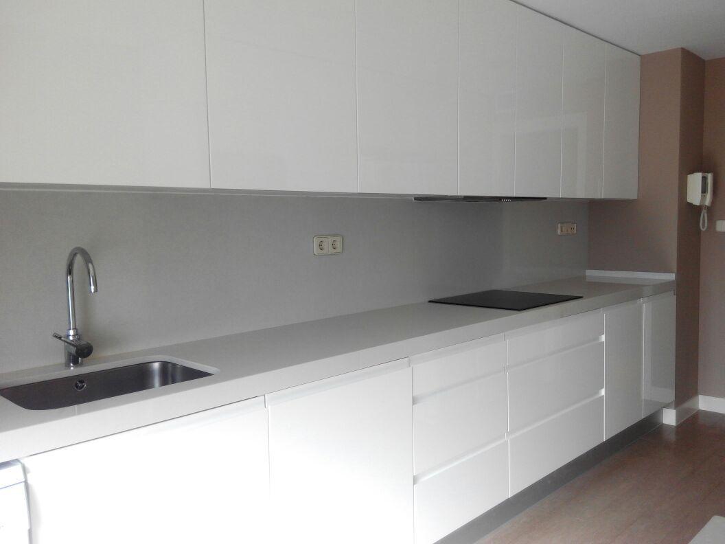 muebles altos de cocina - Buscar con Google   Cocinas   Pinterest ...