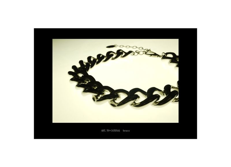 TOMOKISSIMA - Collection Spring/Summer 2014 chain in chain