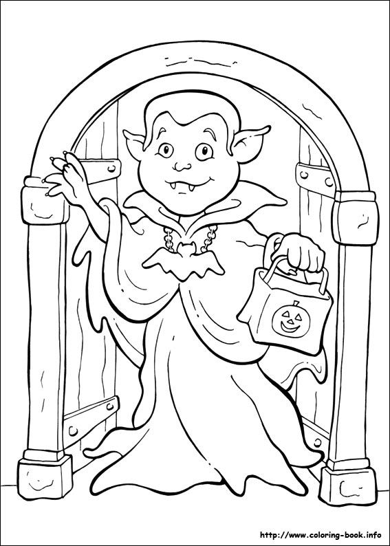 Halloween Coloring Picture Halloween Coloring Pictures Halloween Coloring Pages Halloween Coloring Book