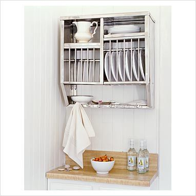 wall mounted plate storage rack gap interiors plate rack on country kitchen wall picture. Black Bedroom Furniture Sets. Home Design Ideas